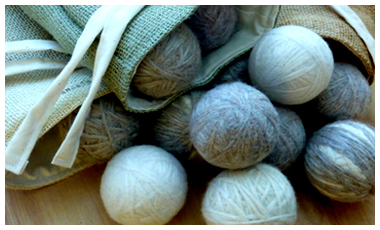 Organic Dryer Balls